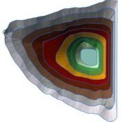 استخراج منحنی حجم-ارتفاع در ArcGIS و مدل دوبعدی HEC-RAS 5