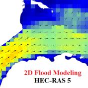 معرفی نسخه دو بعدی مدل محبوب HEC-RAS