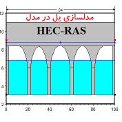 دوره آموزش کاربردی مدلسازی پل در مدل HEC-RAS