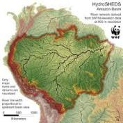 آموزش کاربردی نحوه دستیابی به بانک اطلاعاتی HydroSheds