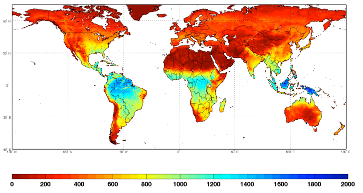 Fig-3-Map-of-global-evapotranspiration-in-mm-distribution-for-the-year-2006-Data-are