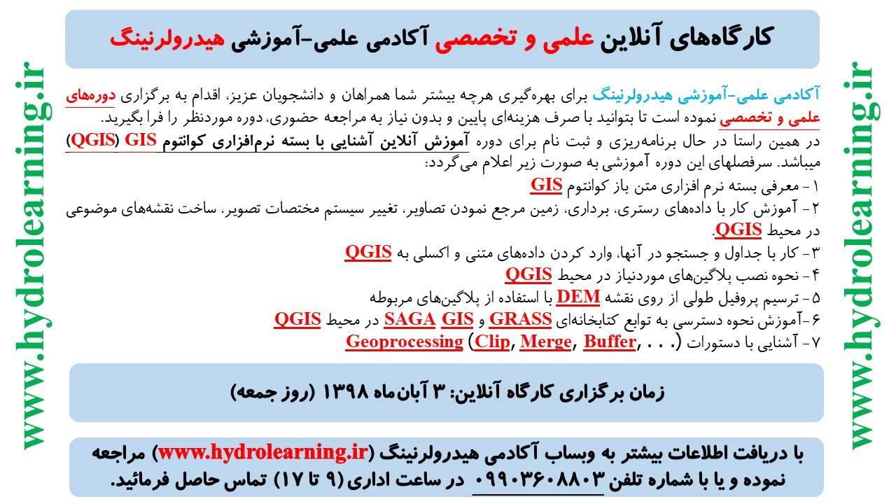 QGIS-Moghdamati